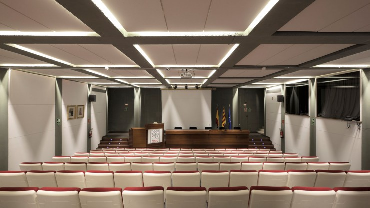 conference and meeting rooms - Conference Hall Interior Design