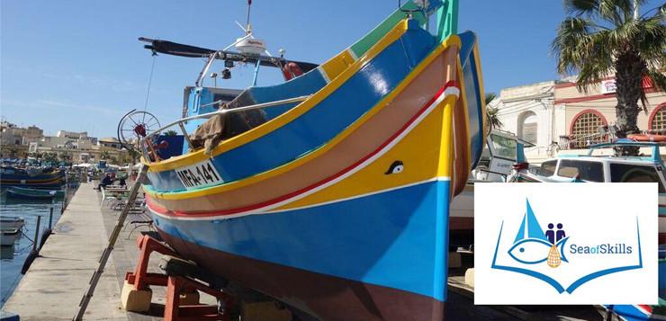 Cap a una formació del sector pesquer artesanal europeu