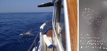 Els perills dels plàstics al mar Mediterrani