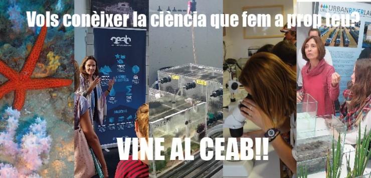 Vine al CEAB!!