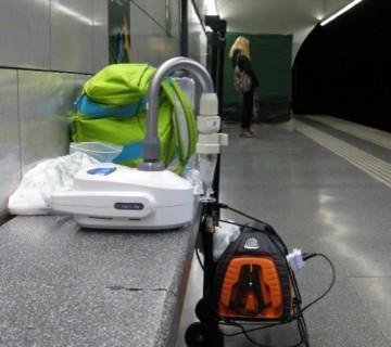aspiradora metro