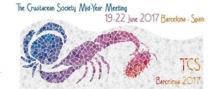 crustacean meeting logo
