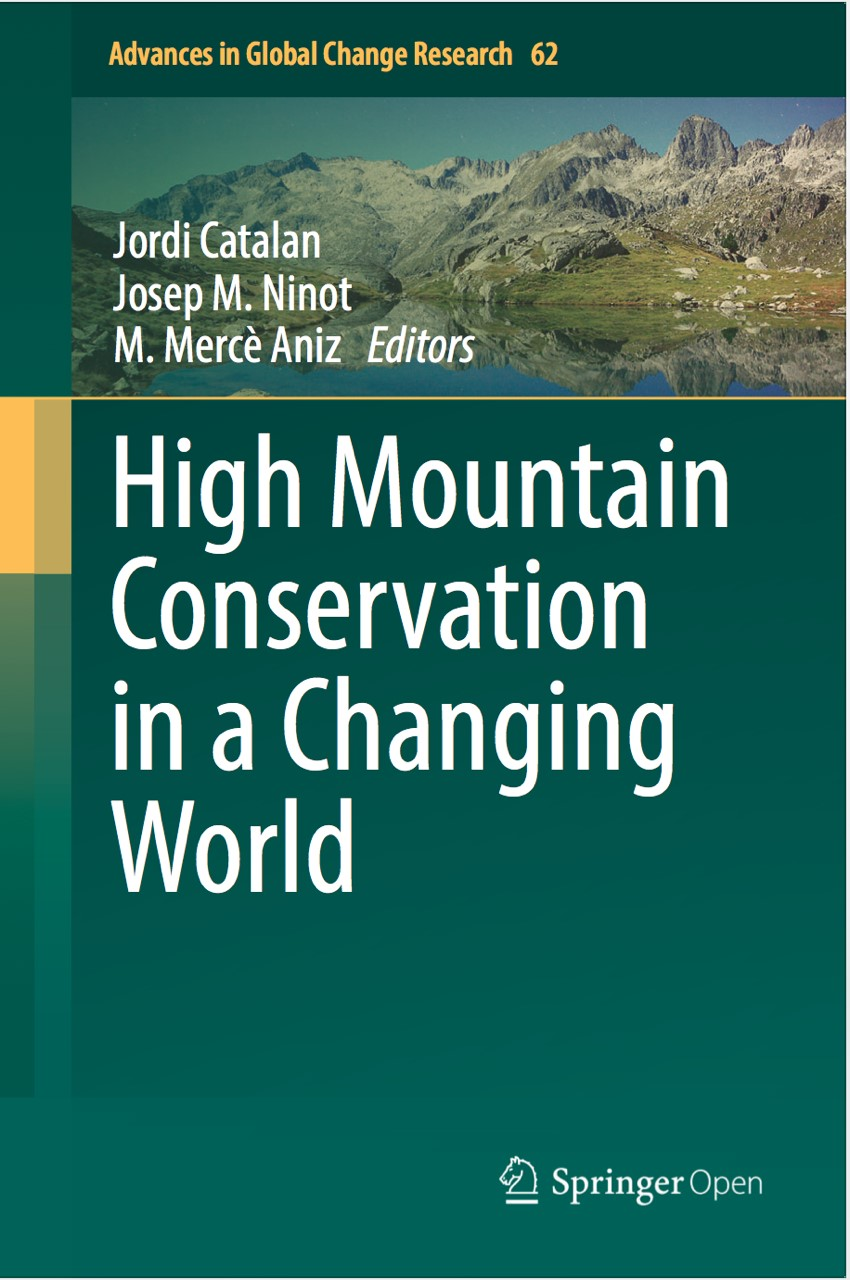 High Mountain Conservation in a Changing World (portada)