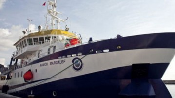 Spain-RV-Ramon-Margalef-Conducts-Research-of-Underwater-Volcano-near-El-Hierro